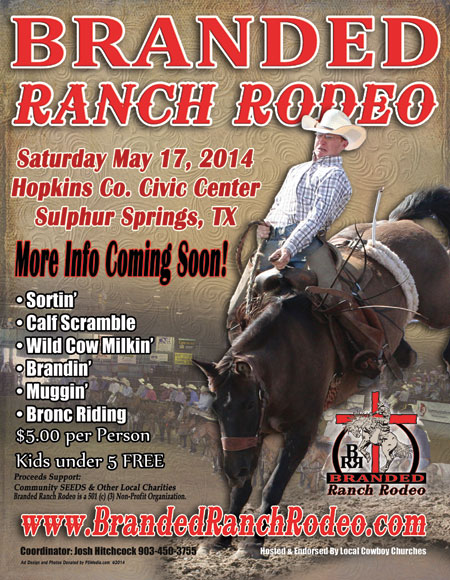 Branded Ranch Rodeo